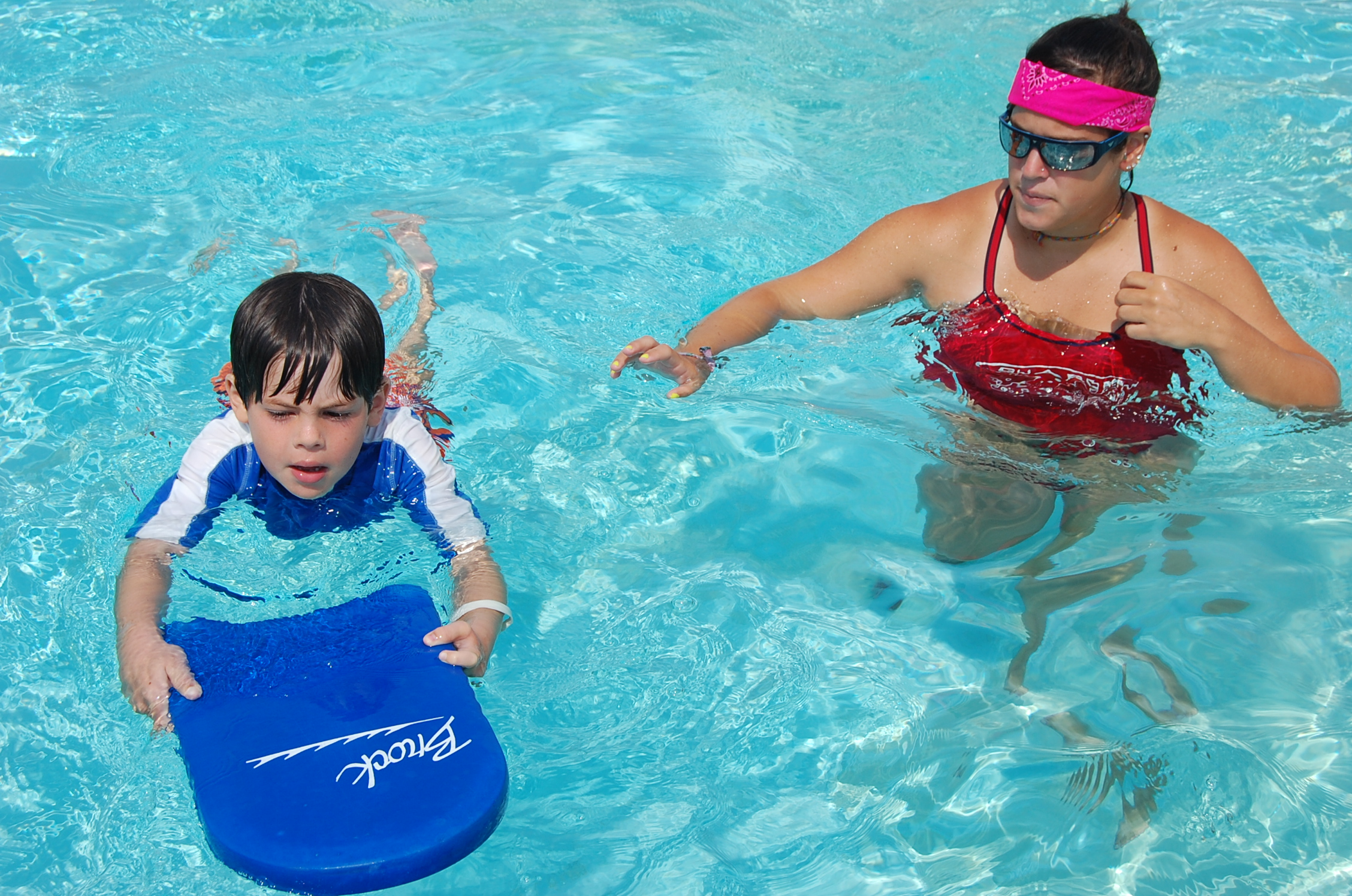 Swimming Pool Lessons : Swim lessons campmusings